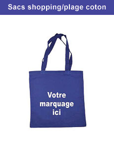 sac shopping bio, tote bag publicitaire